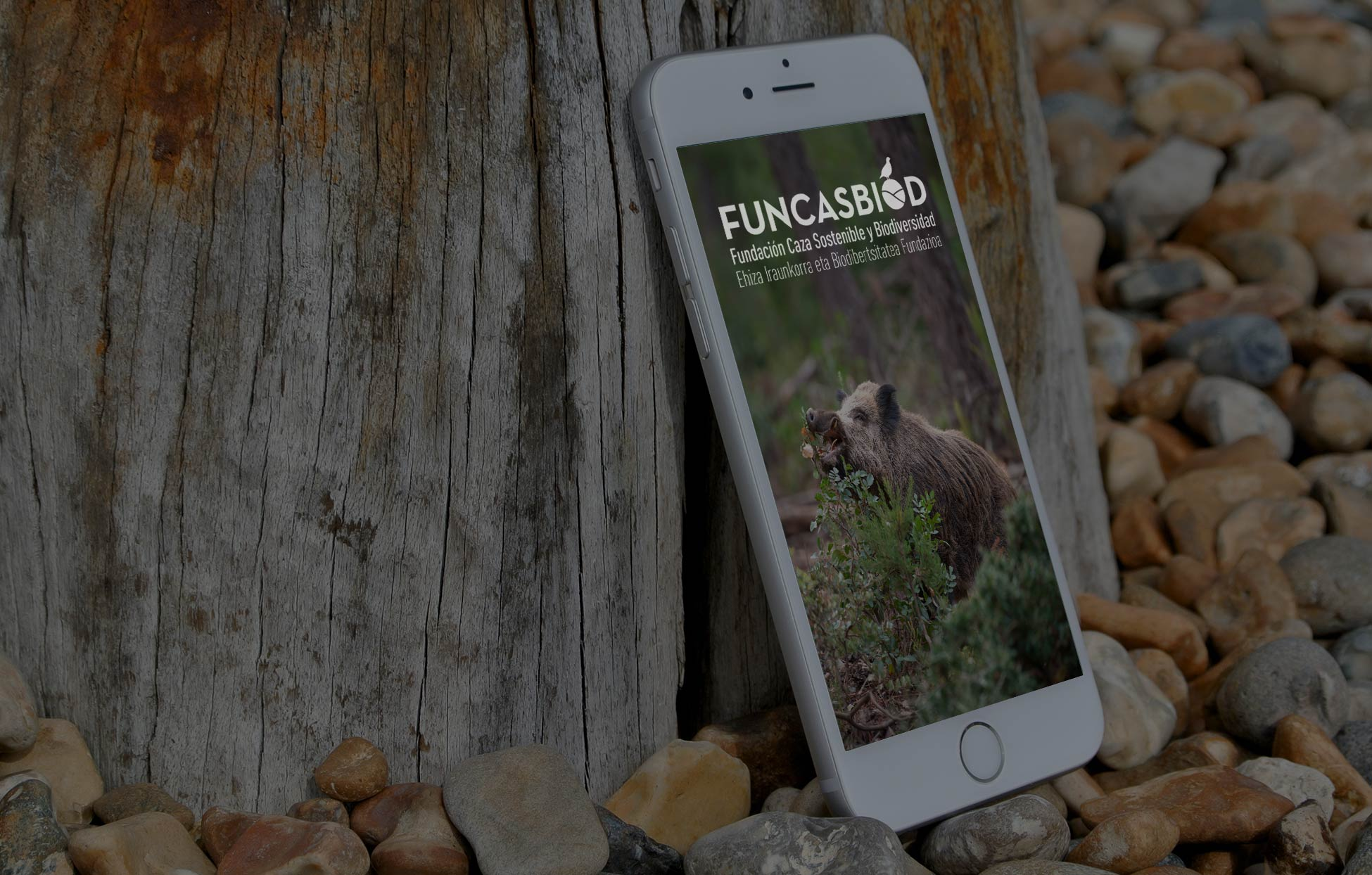 Nueva App con información completa de caza en Euskadi